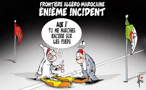 """Résultat de recherche d'images pour """"maroc algérie   humour"""""""