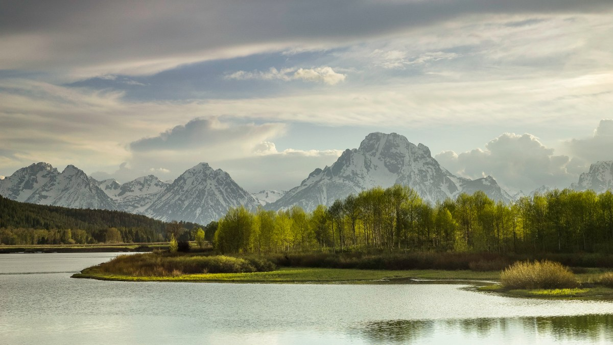 Oxbow Bend - Grand Teton