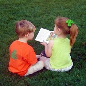 story telling kids