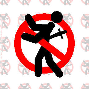 No Backstabbing