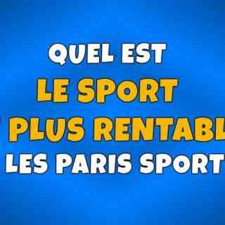 sport le plus rentable