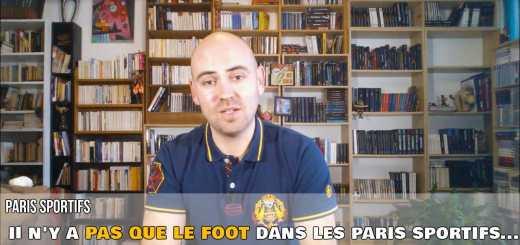 PAS QUE LE FOOT