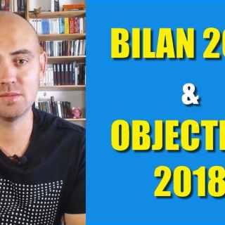 bilan 2017 objectifs 2018