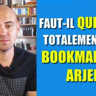 quitter bookmakers arjel