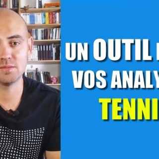 OUTIL ANALYSE TENNIS
