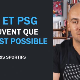 OM PSG paris sportifs