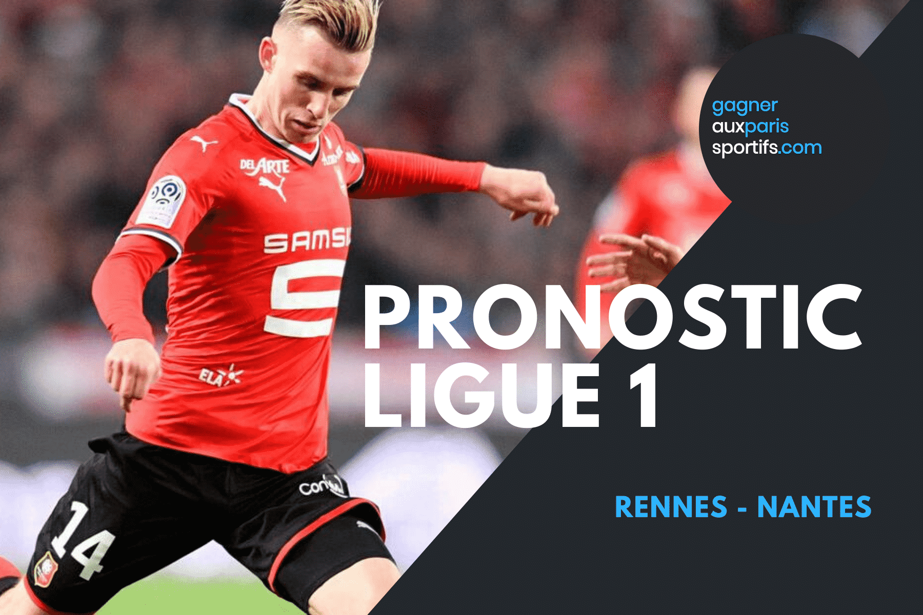 PRONOSTIC RENNES - NANTES LIGUE 1