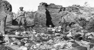 Geoffrey Clarfield: Armenian genocide was in many ways Adolf Hitler 1939, rehearsal for the Holocaust