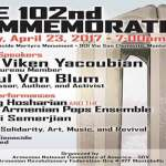 San Gabriel Valley: Nighttime Commemoration to Be Held in Armenian Genocide Martyrs Monument