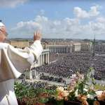 Pope Francis congratulates all Christians on Easter