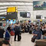Flight chaos as British Airways computers go down around the world