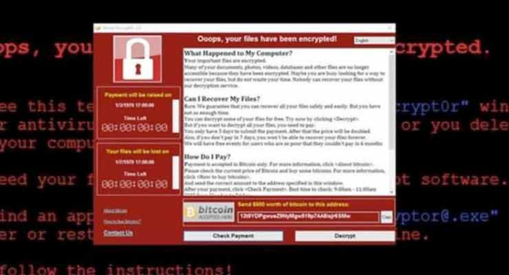 global cyber attack