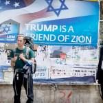 Israelis skeptical of Trump ahead of visit