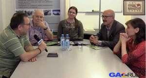 """Wally Sarkeesian Interview Shen NGO Group Yerevan Armenia """"Video"""""""