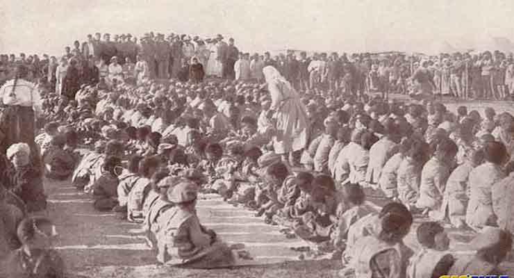 Armenian genocide Reparations