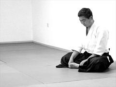 Seminario di Aikido con K. Yoshigasaki Sensei; Firenze 29/10/05