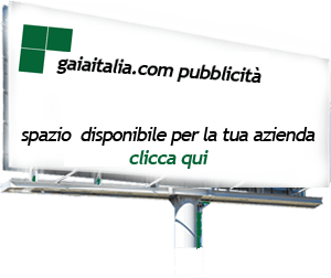 Pubblicità Gaiaitalia