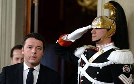 Matteo Renzi Primo Ministro