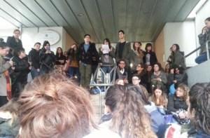 Liceo Muratori Modena Manifestazione