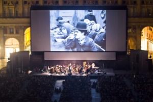 Bologna Cinema Piazza Maggiore