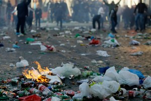 Roma Hooligans Olanda 06