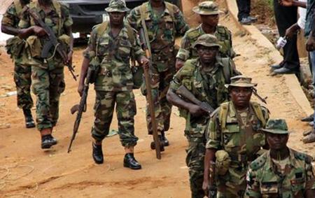 Nigeria Esercito