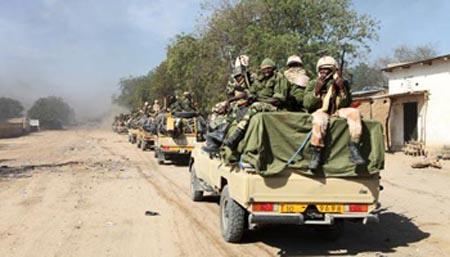 Boko Haram Soldati Ciad