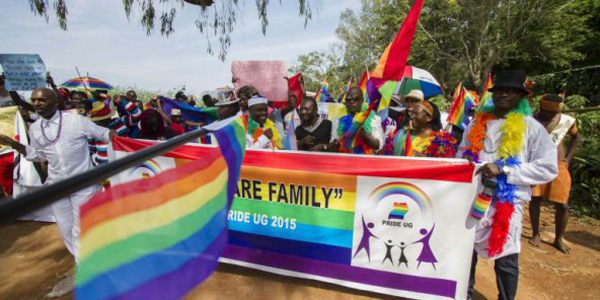 Uganda Gay Pride 2015