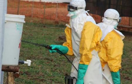 Ebola Virus 25 Sierra Leone