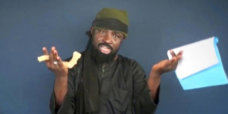 Boko Haram Abu Shekau