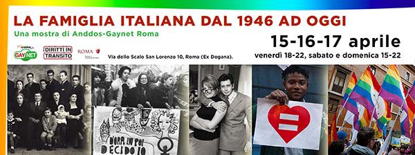 Mostra Famiglia Italiana Gaynet