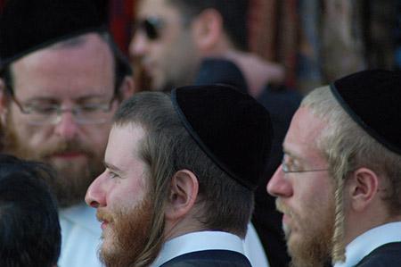 Ebrei ortodossi 00