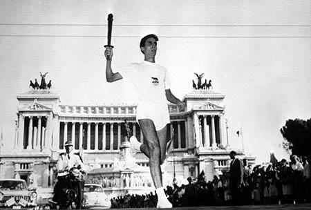 Olimpiadi Roma 1960 - Archivio Storico ANSA