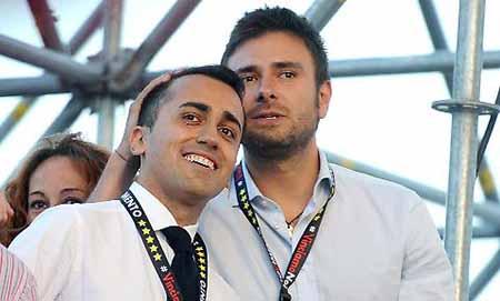 Luigi Di Maio M5S 08 Alessandro Di Battista