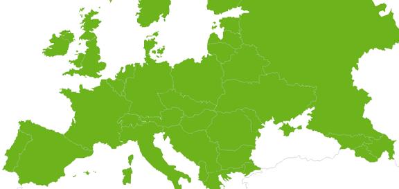 Proiezioni: i Verdi avanzano a grandi passi in tutta Europa