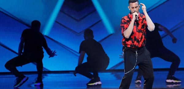 Mahmood arriva secondo all'Eurovision ed evita il coccolone a Salvini