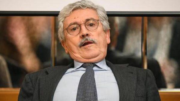 Zingaretti potrebbe scomodarsi e dire a D'Alema che lui non fa più parte del PD? A meno che…