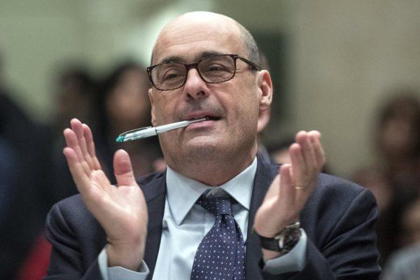 """Per Nicola Zingaretti quelli al governo: """"Hanno portato il Paese in un incubo"""". Che non ci voleva nemmeno un genio…"""