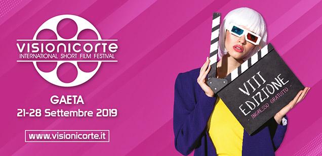 Dal 21 al 28 settembre a Gaeta l'ottava edizione del Visioni Corte International Short Film Festival