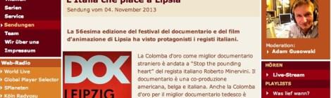 L'Italia che piace a Lipsia - Radio report for Radio Colonia, WDR