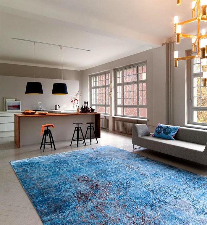 Arredare casa moderna tappeti di design on line