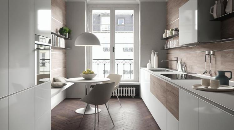 Arredare soggiorno e cucina insieme ambiente unico