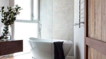 vasca a libera installazione