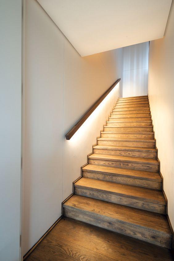 Illuminare la Scala con applique per scale interne