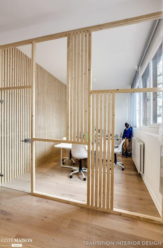 Come dividere una stanza in due uffici