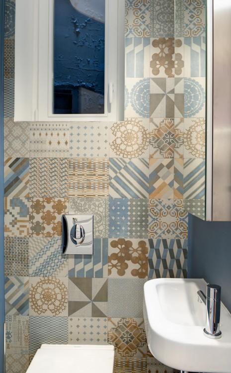 Scegliere i Rivestimenti Bagno mosaico