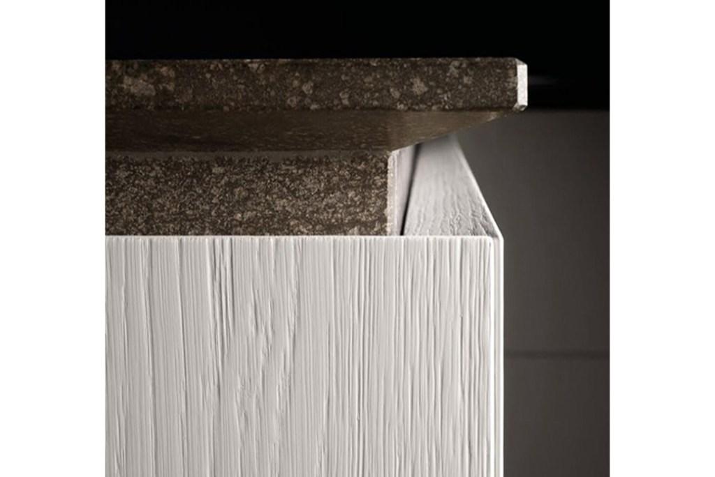 arredare con il legno bianco