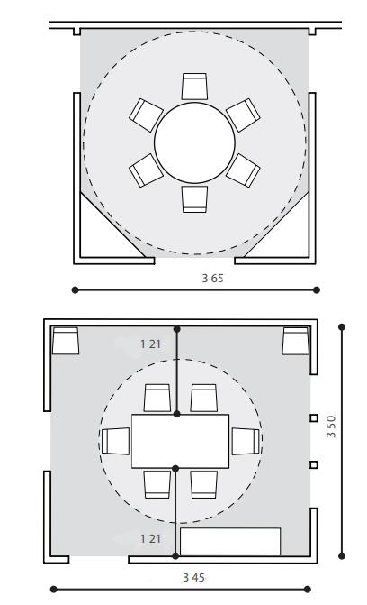Misure Tavolo Da Pranzo.18 Tavoli Da Pranzo Dal Design Moderno