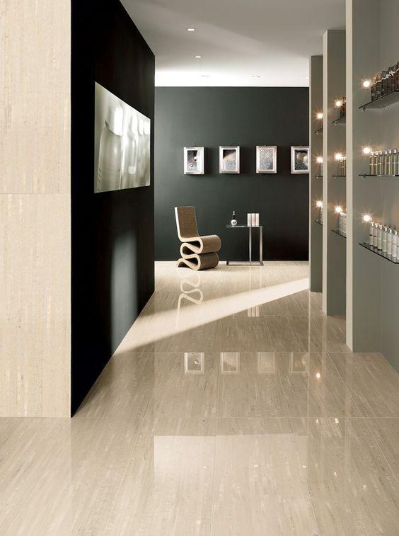 arredamento marmo chiaro