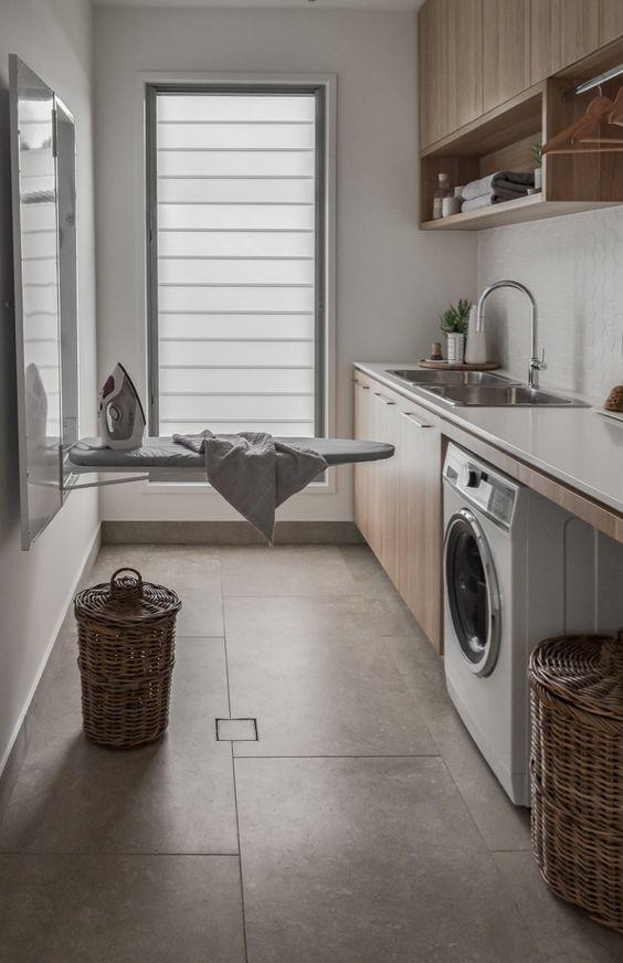 Arredamento lavanderia e stireria
